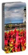 005 Summer Sunrise Series Portable Battery Charger
