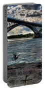 006 Peace Bridge Series II Beautiful Skies Portable Battery Charger
