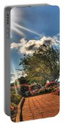 006 Summer Sunrise Series Portable Battery Charger
