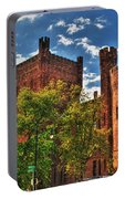 006 The 74th Regimental Armory In Buffalo New York Portable Battery Charger