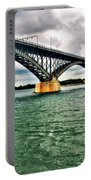 007 Stormy Skies Peace Bridge Series Portable Battery Charger