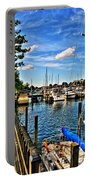 008 On A Summers Day  Erie Basin Marina Summer Series Portable Battery Charger
