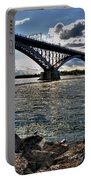 009  Peace Bridge Series II Beautiful Skies Portable Battery Charger