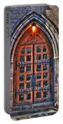 01 Church Doors Portable Battery Charger
