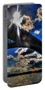 010  Peace Bridge Series II Beautiful Skies Portable Battery Charger