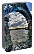 011  Peace Bridge Series II Beautiful Skies Portable Battery Charger