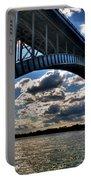 012  Peace Bridge Series II Beautiful Skies Portable Battery Charger