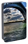 013 Peace Bridge Series II Beautiful Skies Portable Battery Charger
