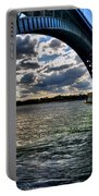 013 Peace Bridge Series II Beautiful Skies Portable Battery Charger
