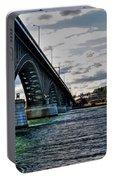 014 Peace Bridge Series II Beautiful Skies Portable Battery Charger