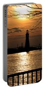 016 Sunset Series Portable Battery Charger