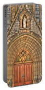 02 Church Doors Portable Battery Charger