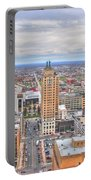02 Series Of Buffalo Ny Via Birds Eye East Side Portable Battery Charger