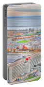 020 Series Of Buffalo Ny Via Birds Eye Adams Mark Portable Battery Charger