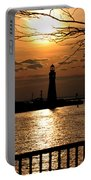 020 Sunset Series Portable Battery Charger