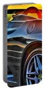03 Ferrari Sunset Portable Battery Charger