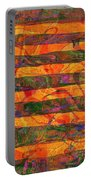 0427 Abstract Thought Portable Battery Charger