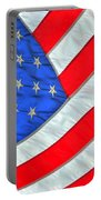 05 American Flag Portable Battery Charger