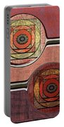 0523 Abstract Thought Portable Battery Charger