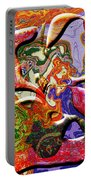 0627 Abstract Thought Portable Battery Charger
