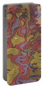 0637 Abstract Thought Portable Battery Charger