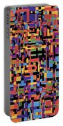 0649 Abstract Thought Portable Battery Charger