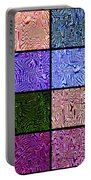 0663 Abstract Thought Portable Battery Charger