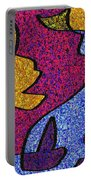 0665 Abstract Thought Portable Battery Charger