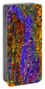 0666 Abstract Thought Portable Battery Charger