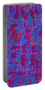 0671 Abstract Thought Portable Battery Charger
