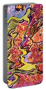 0693 Abstract Thought Portable Battery Charger