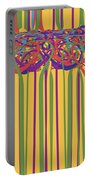 0706 Abstract Thought Portable Battery Charger