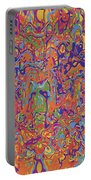 0707 Abstract Thought Portable Battery Charger