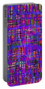 0714 Abstract Thought Portable Battery Charger