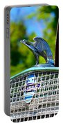 1931 Chevrolet Ae Independence Hood Ornament Portable Battery Charger by Paul Ward