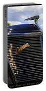 1937 Ford Model 78 Cabriolet Convertible By Darrin Portable Battery Charger by Gordon Dean II
