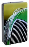 1937 Plymouth Hood Ornament Portable Battery Charger