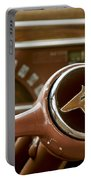 1941 Chevrolet Steering Wheel Portable Battery Charger