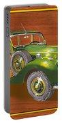 1947 Bentley Shooting Brake Portable Battery Charger by Jack Pumphrey