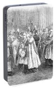 1st Vatican Council, 1869 Portable Battery Charger