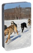 2010 Limited North American Sled Dog Race Portable Battery Charger
