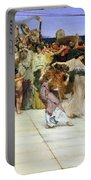 A Dedication To Bacchus Portable Battery Charger