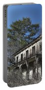 Abandoned Homestead Portable Battery Charger by John Stephens