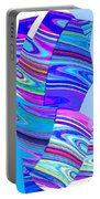 Abstract Fusion 44 Portable Battery Charger