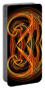 Abstract Ninety-one Portable Battery Charger