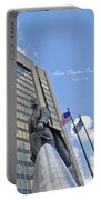 Adam Clayton Powell Jr Portable Battery Charger