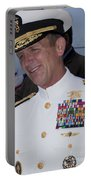 Admiral Eric T. Olson Speaks Portable Battery Charger