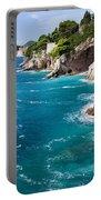 Adriatic Sea Coastline Portable Battery Charger