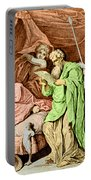 Alexander The Great And His Physician Portable Battery Charger