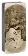 Alice Liddell, Alices Adventures Portable Battery Charger